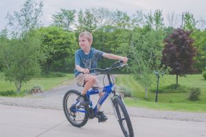 Parents must teach cycling safety to children