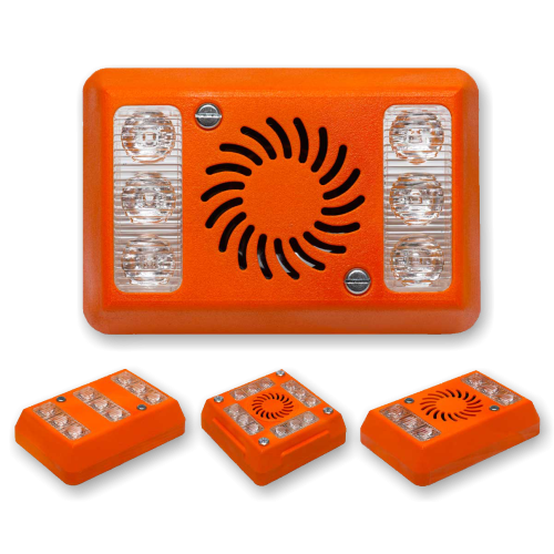 Alarmalight - The ultimate Alarm and warning system