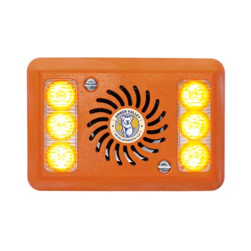 AVAL2-O ORANGE ALTERNATING LED ALARMALIGHT