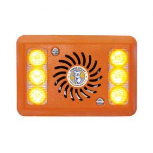 AVAL2-O ORANGE LED ALARMALIGHT