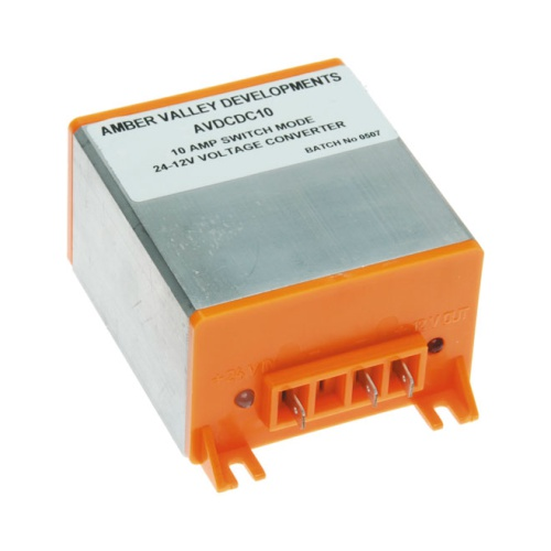 AVDCDC10 10A SWITCH MODE VOLTAGE CONVERTER