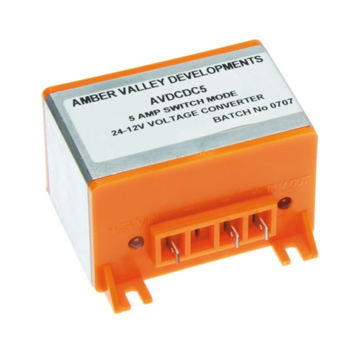 AVDCDC5 5A SWITCH MODE VOLTAGE CONVERTER