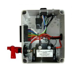 AVPC12 POWER CONTROL SYSTEMS RUN LOCK SYSTEM