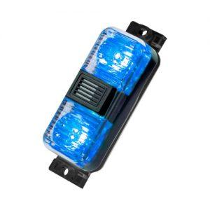 AVSBW-ICBBLUE BLUE LED BUZZER