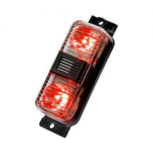 AVSBW-ICBRED RED LED BUZZER