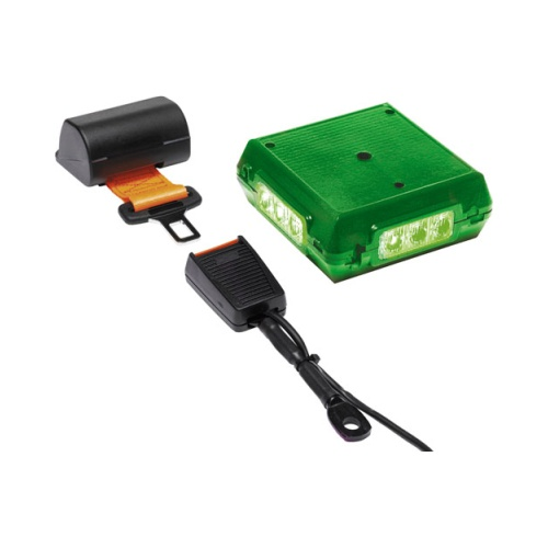LED Green Beacon Seatbelt Kits