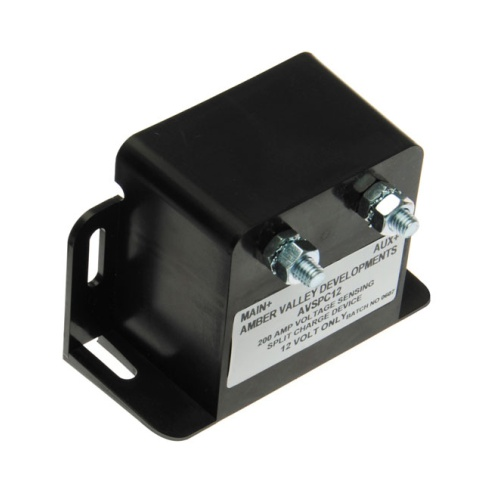 AVSPC12-24 VOLTAGE SENSING SPLIT CHARGE DEVICE