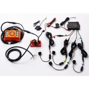 AVBSK2 Blindspot Kit Buzzer LED for Sensors and Alarmalight