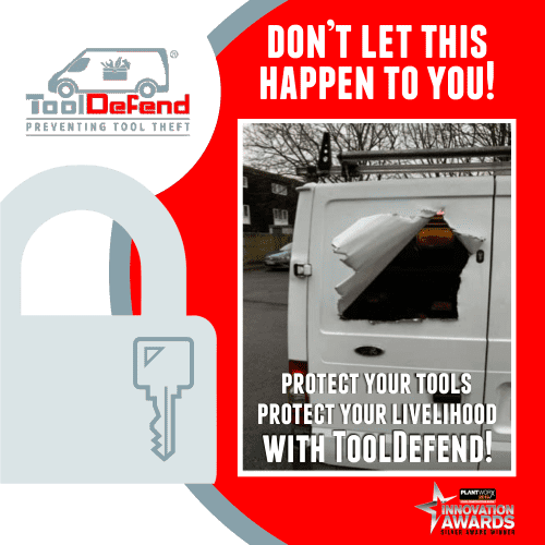 ToolDefend Tool Theft Protection