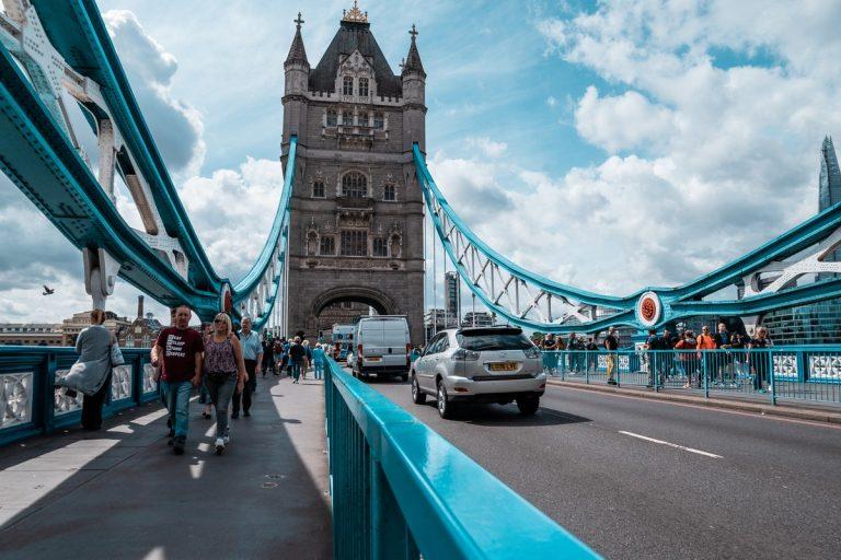 Tower Gate London Traffic