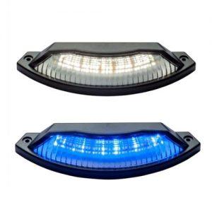 AVASL01E DUAL WHITE/BLUE LED SCENE EMERGENCY LIGHT