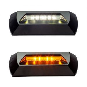AVAWL01DL DUAL WHITE/AMBER NIMBUS LED SIDE LIGHT