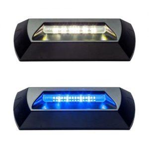 AVAWL01E DUAL WHITE/BLUE NIMBUS LED SIDE LIGHT