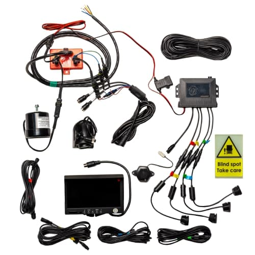 AVDVSS1 Direct Vision Standards TfL DVS System Standard Kit