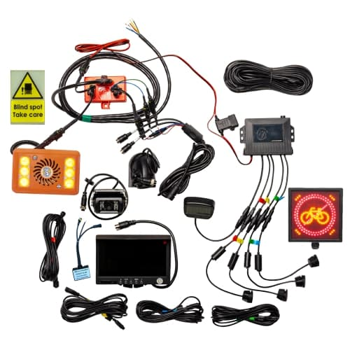 AVDVSS2 Direct Vision Standard TfL DVS System Superior Kit