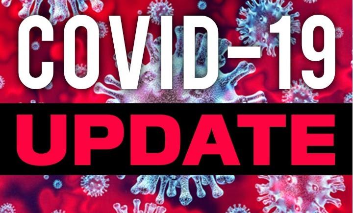 cornavirus update message