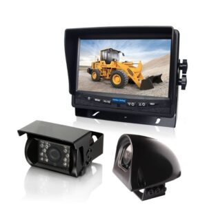AVCAMSYS2 Side and Rear Camera System